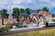 Auhagen 13321 Spur TT Bausatz Bahnhof Moorbach 1:120 NEU in OVP