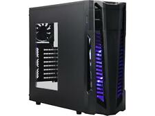 Rosewill ATX Mid Tower Gaming Computer Case, Tool-less Design of Drive Bays, Rem