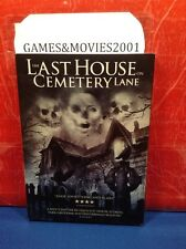 The Last House on Cemetery Lane (DVD, 2015)