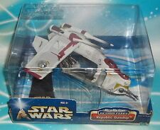 STAR WARS ACTION FLEET SERIES EPISODE 2 AOTC REPUBLIC GUNSHIP