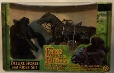Lord Of The Rings LOTR The Fellowship Of The Ring - Ringwraith & Horse (MISB)