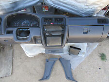96 Nissan D21 Hardbody 2.4L SOHC ka24e  Manual OEM dash board Complete No Cracks