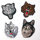 WOLF PACK Patch Set, Embroidered Patches - Low Prices, UK Seller, Fast Free Post
