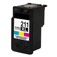 Remanufactured Canon CL-211XL Color Ink Cartridge PIXMA MP280 MP480 MP490 MP495