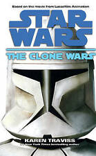 Star Wars: The Clone Wars, Traviss, Karen, Very Good condition, Book
