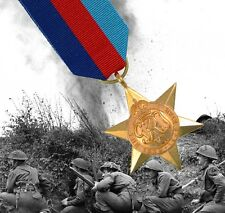 Britannique WW2 1939-45 Star Médaille GRI VI Complet Taille ROYAUME-UNI Fabriqué