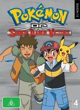 Pokemon - Diamond & Pearl Sinnoh League Victors : Season 13 : NEW DVD