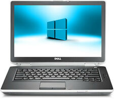 DELL NOTEBOOK LAPTOP  E6420 Core i5  2,50 Ghz l 4GB DVD- RW HDMI Windows 7 Pro