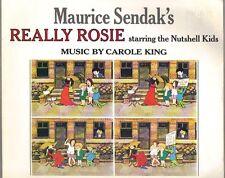 Children's Book REALLY ROSIE ~ NUTSHELL KIDS Maurice Sendak / Carole King
