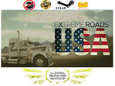 Extreme Roads USA PC & Mac Digital STEAM KEY - Region Free