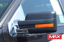 MBFD104 - 09-14 Ford F-150 Chrome Mirror Post Covers F150 Pick Up