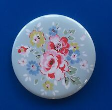 ORIGINAL CATH KIDSTON pocket mirror-Nottinghill Rose-pale Blue ~ **NEW**