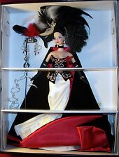 Mattel Masquerade Gala Illusion Barbie Doll With Cert. RARE MIB In Original Box