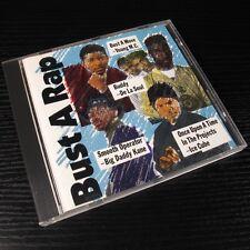 Bust A Rap 1990 USA CD Ice Cube, De La Soul, Low Profile, Young M.C. #AB04
