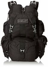 Oakley Mens Mechanism Backpack Black One Size Travel Bag Luggage Suitcase New