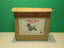 "LUCKY LEO THE LION NODDER -  4"" DABS/JAPAN Troll Doll  - NEW - EXTREMELY RARE"