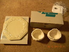 2 PARTYLITE CANDLE HOLDER SET