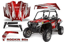 POLARIS RZR 900 XP 900XP & PRO ARMOR DOOR GRAPHICS KIT CREATORX ROCKIN 80s R