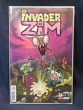 2015 Invader Zim #1 Aaron Alexovich 1st Print  *We Combine Shipping*