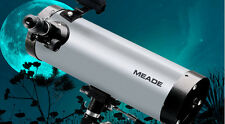 MEADE 114EQ-ASTR 114mm (PARABOLIC MIRROR) 8.8 Reflector Telescope+FREE LED LITE!