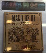 Mago de oz - cd single Y ahora voy a salir LA CIUDAD DE LOS ARBOLES 2008 MAGUITA