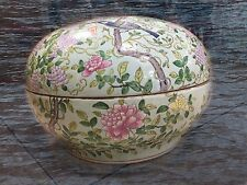 Antique Chinese Porcelain Big Bowl