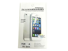Ultra-high Clear Screen Protector Cover Shield For Apple iPhone 5 5G USA