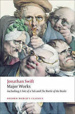 Major Works by Jonathan Swift (Paperback, 2008)