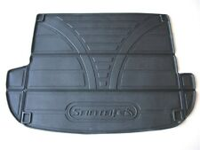 07 08 09 10 11 12 HYUNDAI SANTA FE REAR TRUNK CARGO COVER FLOOR MAT TRAY RUBBER