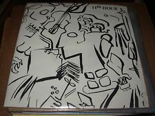 "11th HOUR ep / dc punk ( rock ) - 7"" / 45 - picture sleeve"