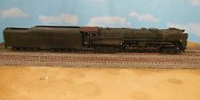 HO SCALE BRASS GEM MODELS PENNSYLVANIA CLASS S2 6-8-6 STEAM TURBINE LOCOMOTIVE