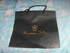 Brand New authentic small Massimo Dutti Paper Bag for cheap sale