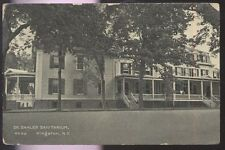 Postcard KINGSTON New York/NY  Dr Sahler Sanitarium Hospital view 1907