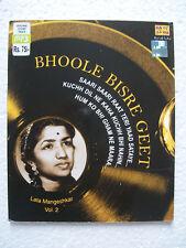 Bhoole Bisre Geet - Lata Mangeshkar (Vol.2) - Bollywood Songs MP3 CD