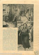 Guerra Civil Espanola Spanish Civil War Guerre Espagne Women 1936 ILLUSTRATION
