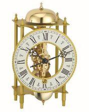 HERMLE Uhr Pendeluhr  Tischuhr Skelettuhr messing