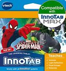 VTech InnoTab Software Ultimate Spiderman Ages 4-7 Years 3417762330004 9 Games