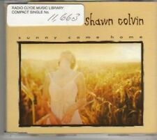 (BF172) Shawn Colvin, Sunny Came Home - 1997 DJ CD