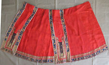 Beautiful Antique Chinese Skirt - QING Dynasty (circa early 1800)