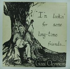 Folk LP GINNI CLEMENS Looking For Long Time Friends FIRST PRESSING