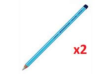 STAEDTLER ® Mars Rasor Eraser 52660 Rubber Pencil SET OF 2 for pinpoint erasing