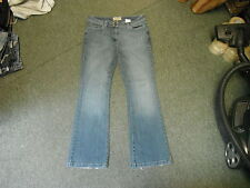 "Next Bootcut Jeans Size 14 Leg 31"" Faded Dark Blue Ladies Jeans"