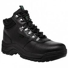 MENS PROPET CLIFF WALKER BOOTS, BLACK, 11X (3E), NIB