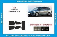 pellicole oscuranti vetri ford focus sw dal 2005 al 2010 e s