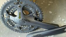 Shimano Claris FC-2403 Chainset Crankset Road Bike (TRIPLE) 50/39/30 170mm (NEW)