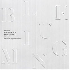 CNBLUE 6TH MINI ALBUM [ BLUEMING - B VER.]CD+BOOKLET+ 2 PHOTO CARD+UNFOLD POSTER