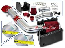 BCP 05-08 Ford F150 5.4L V8 Cold Shield Air Intake System + RED Filter
