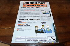 GREEN DAY - Plan média / Press kit !!! SHENANIGANS !!!