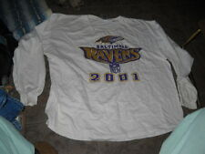 Cool Baltimore Ravens T Shirt XXL TT-52