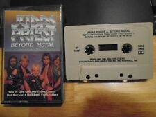 RARE OOP Judas Priest CASSETTE TAPE Beyond Metal ROB HALFORD Another Thing Comin